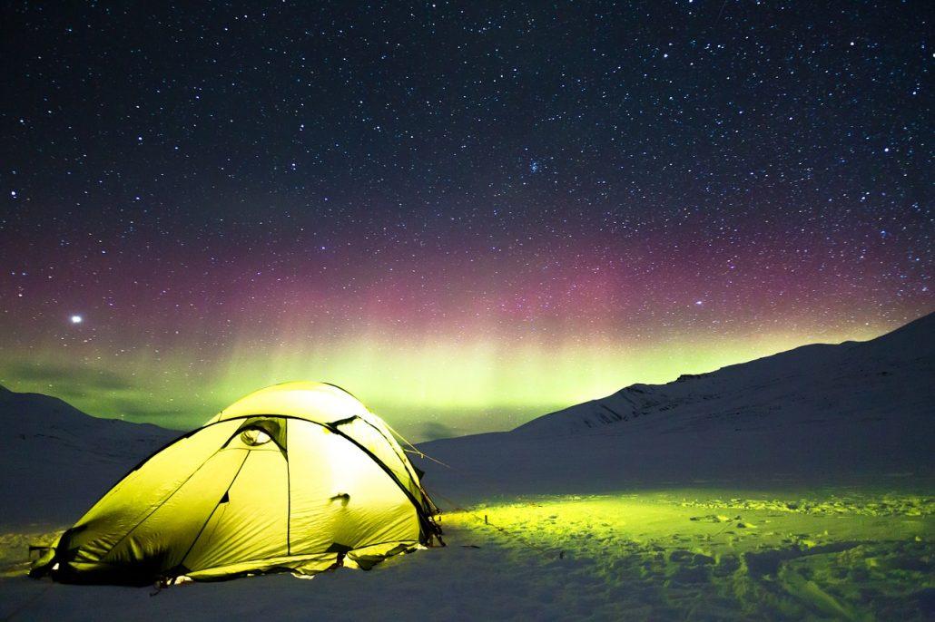 camp オーロラ