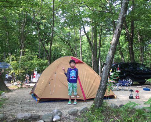 だいや川キャンプ