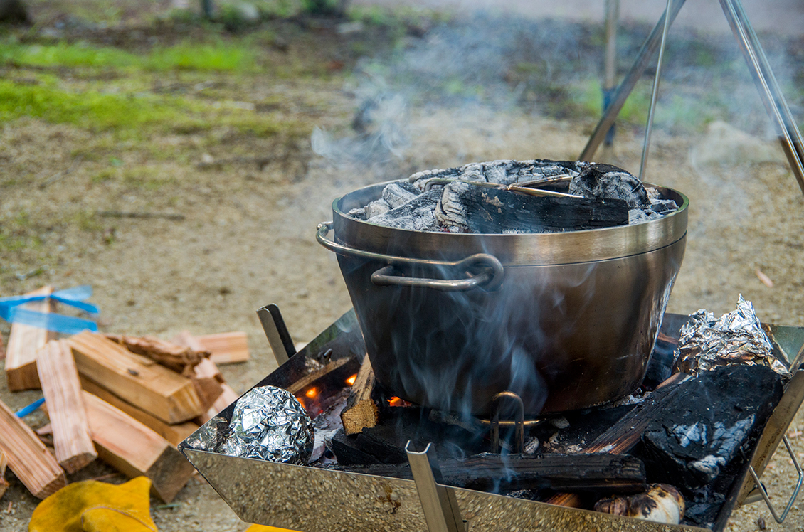 SOTO ステンレスダッチオーブン