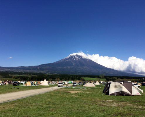 今年行きたいキャンプ場