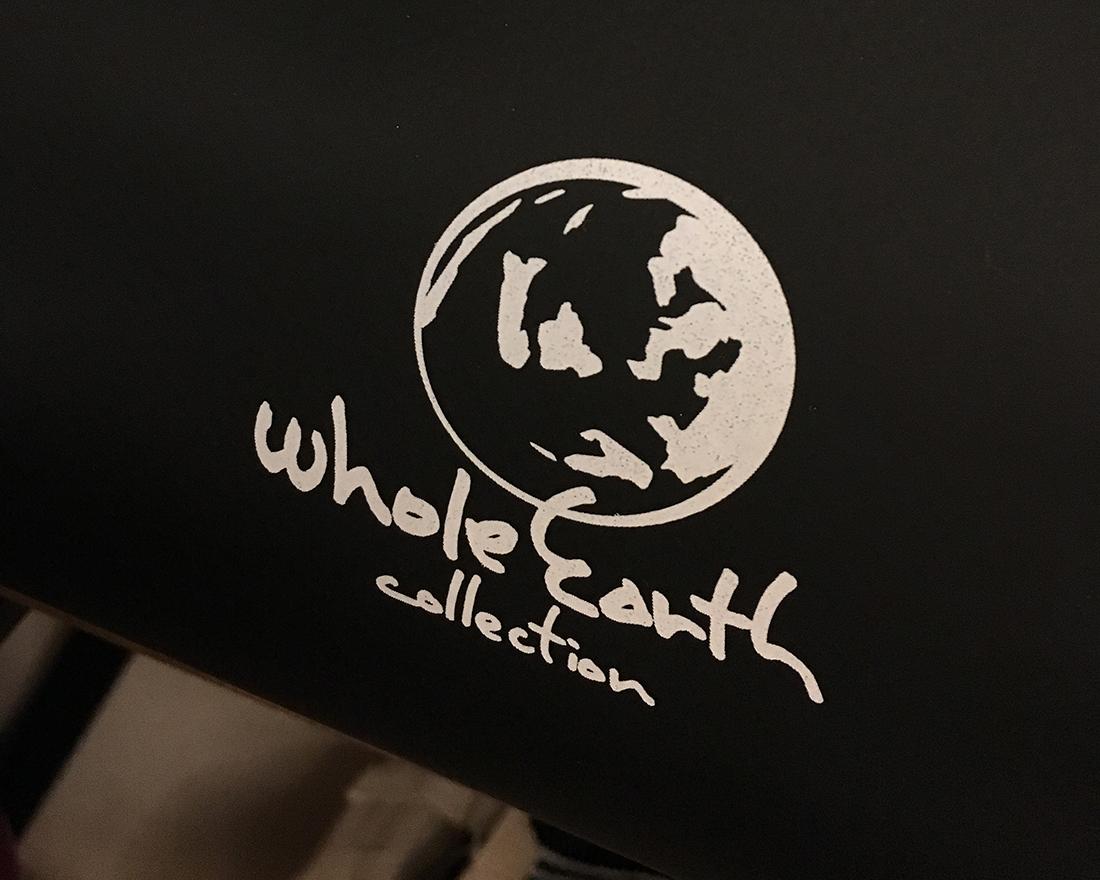 whole earth ホールアース