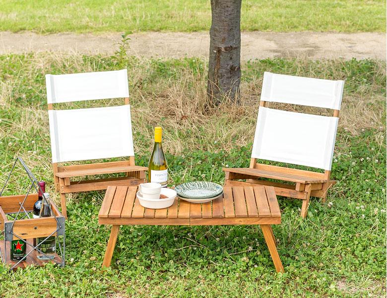 キャンプ椅子 ガーデンチェア