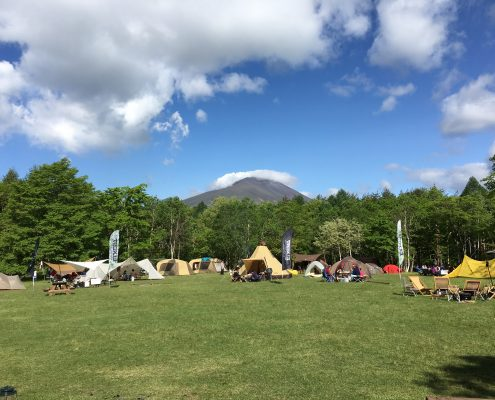 ライジングフィールド軽井沢